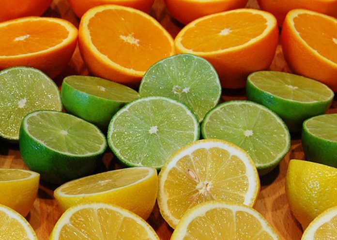 Lemons, Oranges, and Limes