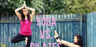 pilate vs yoga