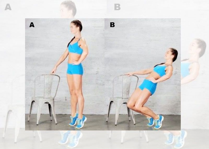 How to Get a... How To Make Legs Stronger