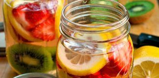 Detox water for the system