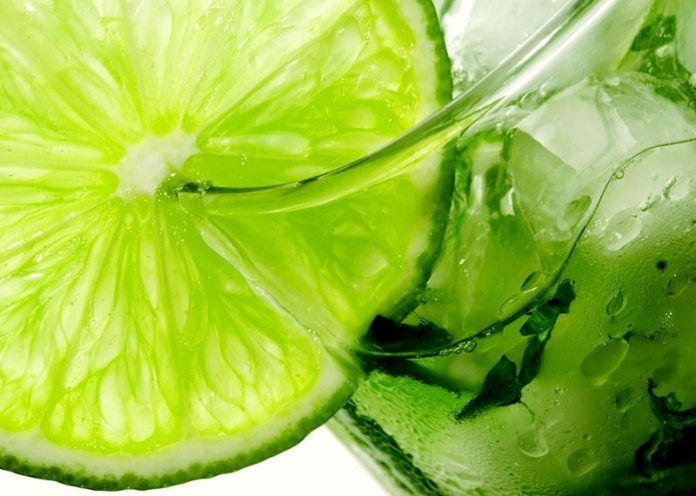 Easy to make detox water