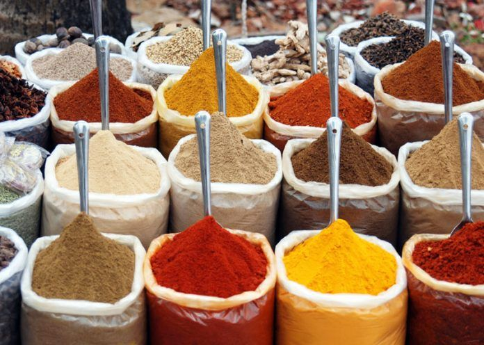 Whip up those spices