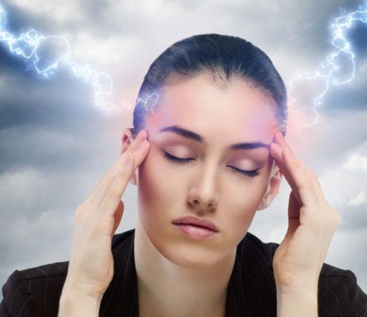 Natural cure for headaches