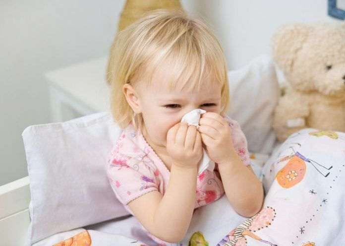 home remedies to cure a baby cold