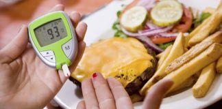 Diabetes control food