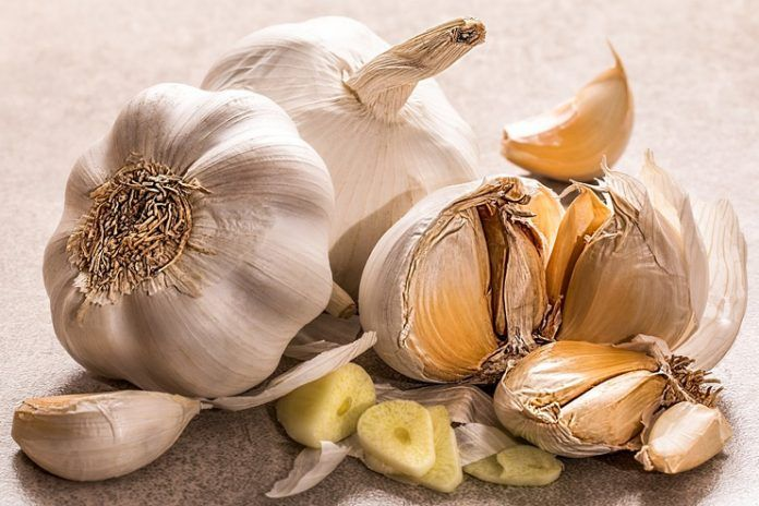 Garlic for Pink Eye