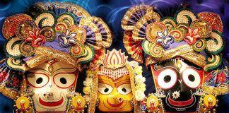 Mahaprasadam at Jagganath