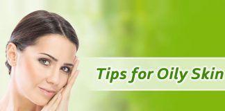 Health tips for oily skin