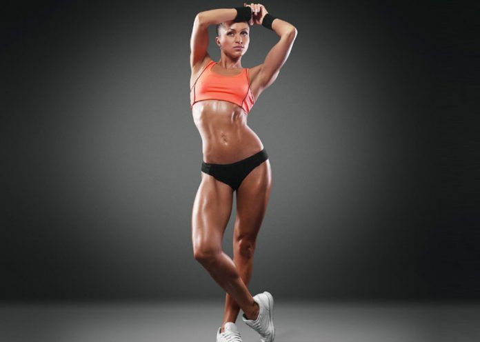get a toned body