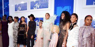Beyonce fashion statement