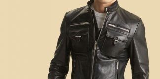 Biker Jacket is for All Seasons