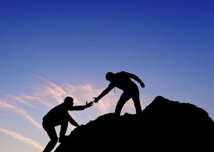 Helping Others Leads to Own Success
