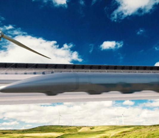 Hyperloop Transportation Technology