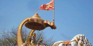 Mathura Celebrates Janamasthami