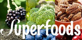 Facts about Super Foods