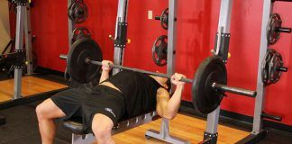 How to Do Barbell Bench Press