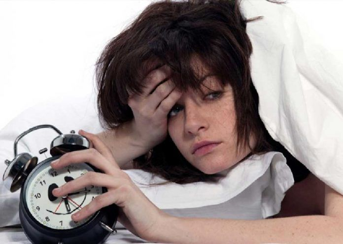 The Causes of Sleep Disorder
