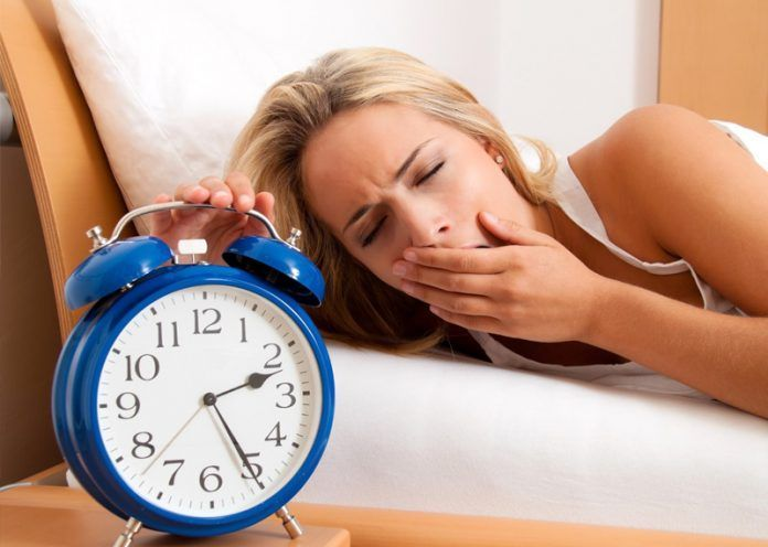 The Effects of Sleep Disorder