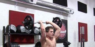 Workout for Stronger Triceps
