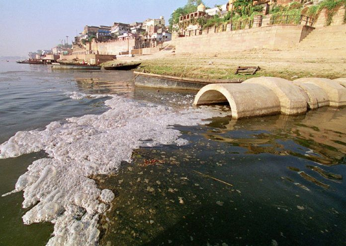 Issue of Water Pollution