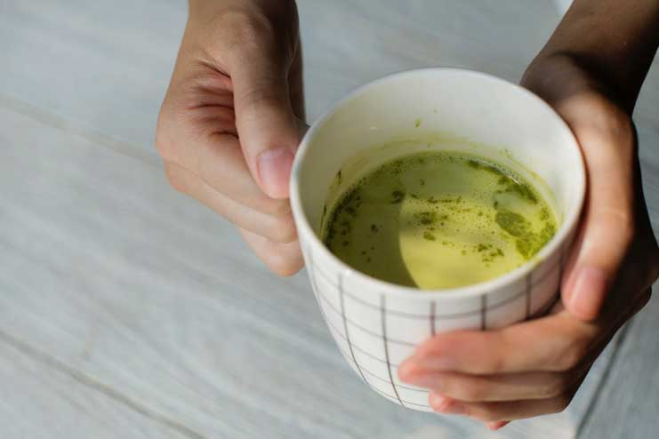 Green Tea for Cold