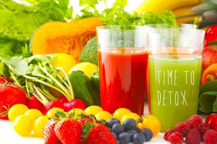 Instant Detox Foods