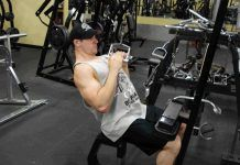 close grip Front lat pulldowns