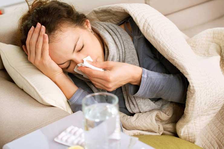 Symptoms of a Cold