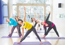 Yoga Positions for osteoporosis