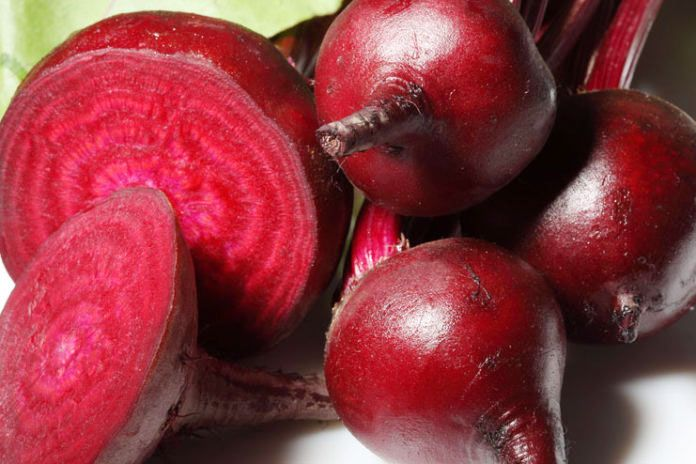 Beetroot Benefits - Rich in Antioxidants