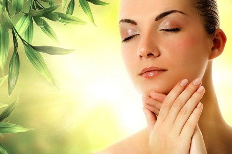Helps in getting glowing skin