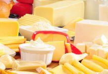 cheese to counter high blood pressure