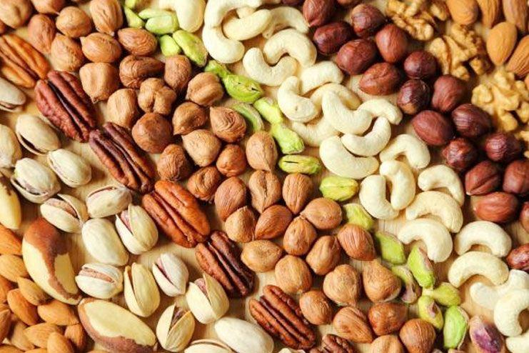 Control nut consumption