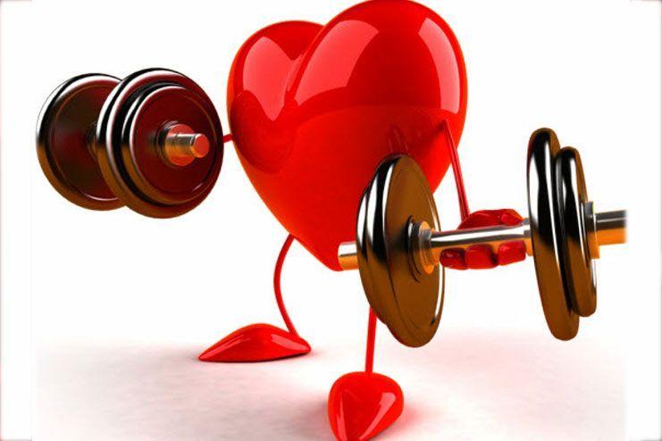 Develop cardiac strength