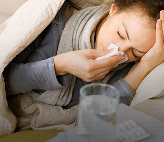 ways to prevent cold and flu