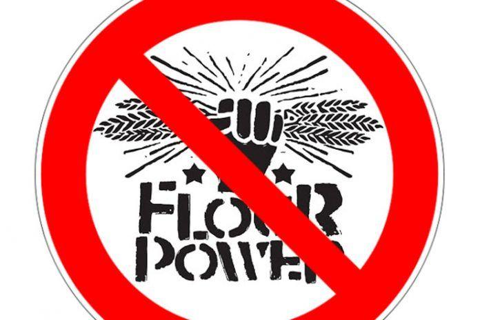 Wipe out flour consumption