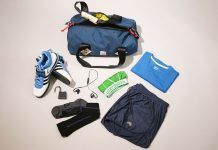things to take while going to gym