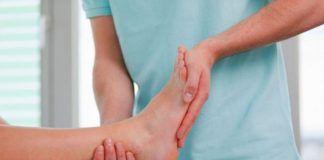 healthy feet