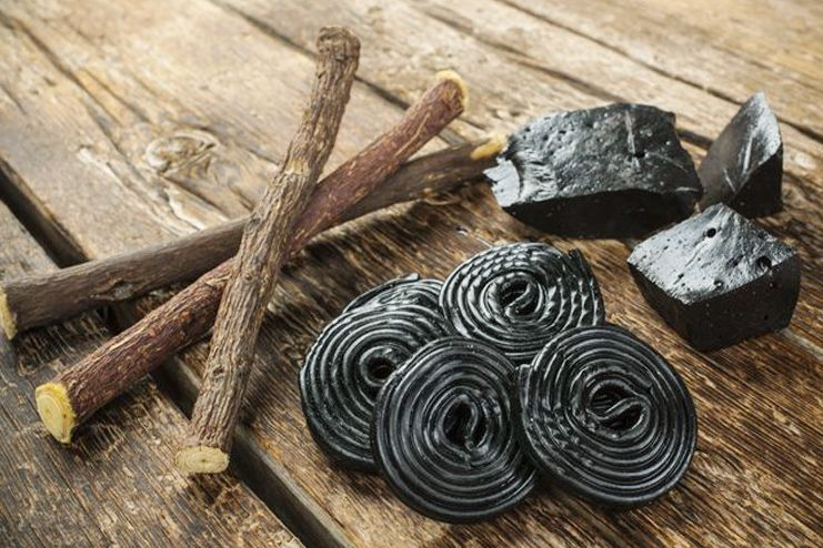 Licorice Roots for Sore Throat