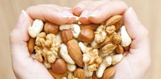 Healthy nuts For Your Body