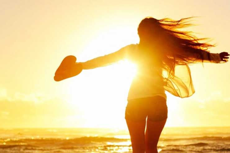 Benefits Of Sunlight For Hair