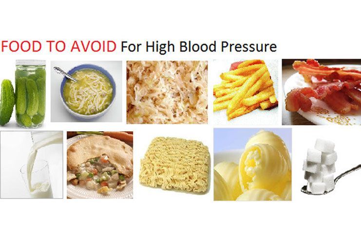 Foods To Eat To Avoid High Blood Pressure