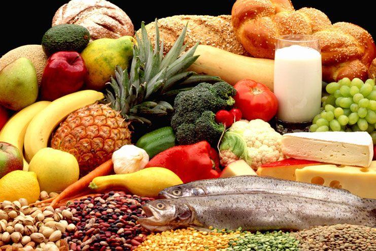 Balanced Diet Chart For Good Health