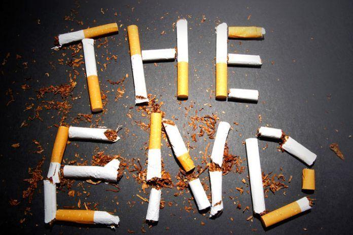 Tobacco intake