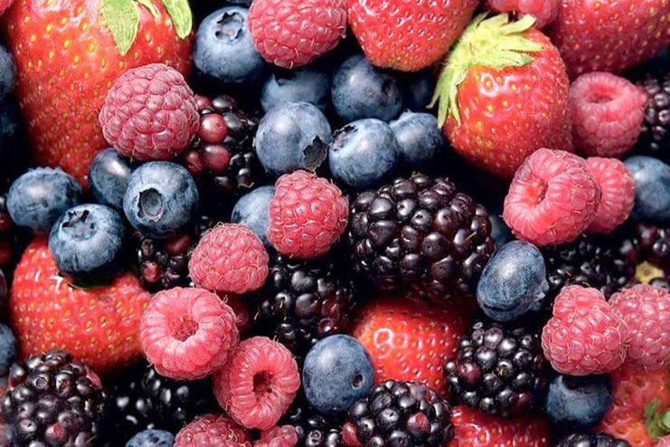 Eat berries