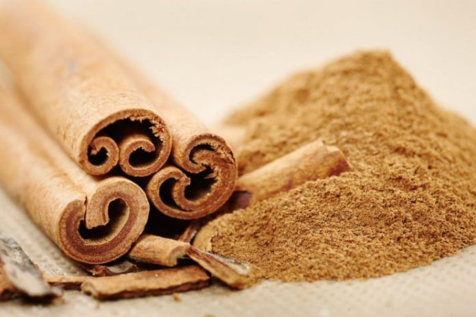 Consume cinnamon