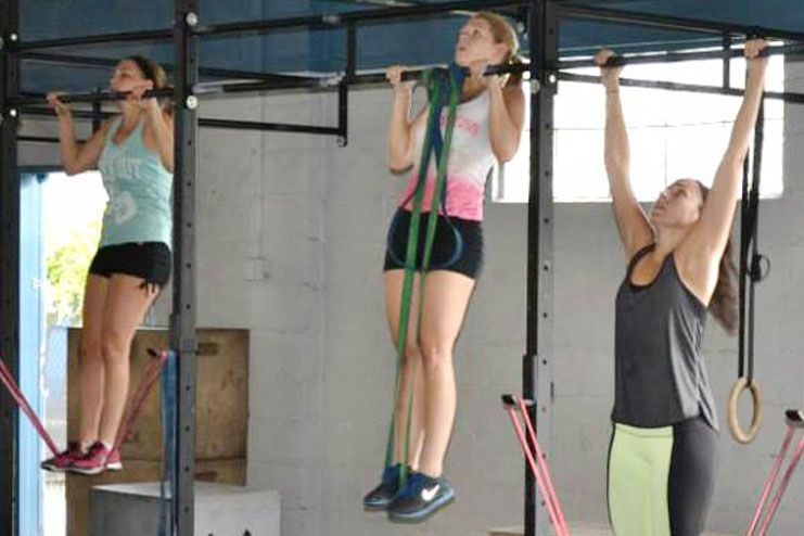 Don't give up on the pull ups