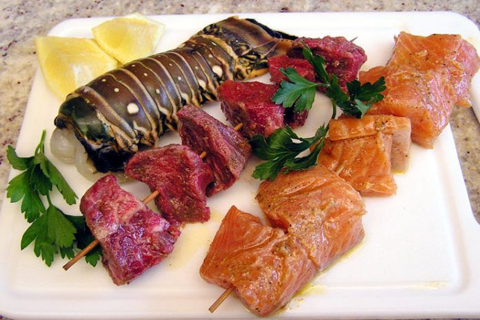 Avoid certain varieties of fish
