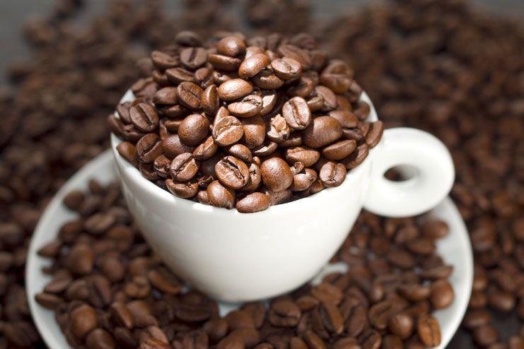 High levels of caffeine