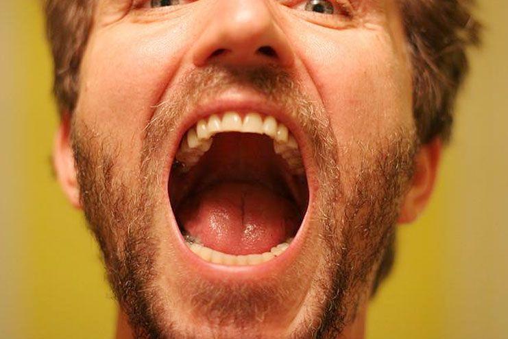 Больно открывать рот широко причины